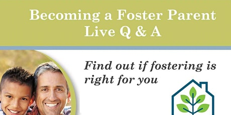 Learn about foster care with Family Works! tickets