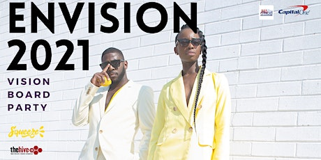 Envision 2021, featuring Squeeze tickets