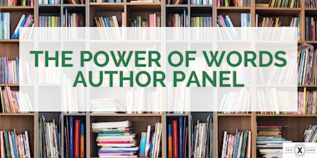 The Power of Words Author Panel tickets