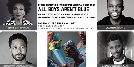 BLACC & iN-Hale Ent. present ALL BOYS AREN'T BLUE by George M. Johnson tickets