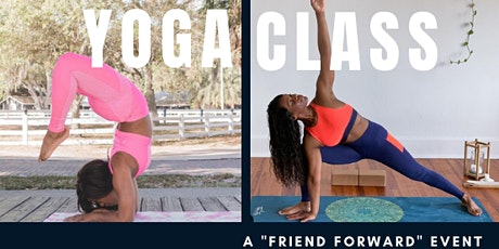 Friend Forward : Yoga Flow with Black Yoga Mom tickets