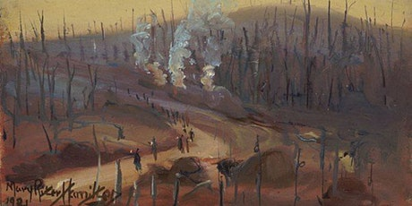 Military Lecture - Battlefield Painter Mary Riter Hamilton tickets