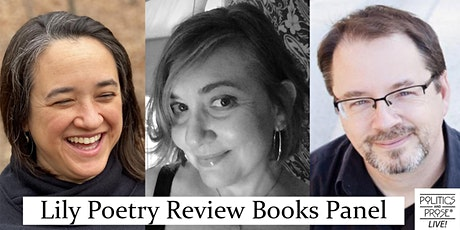 P&P Live! Lily Poetry Review Books Panel tickets
