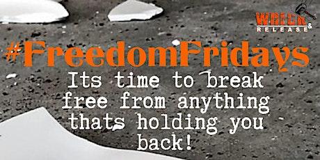 February #FreedomFridays tickets
