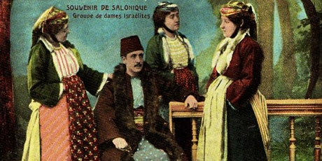 The Jews of Salonica from the Ottoman Empire to the Holocaust tickets