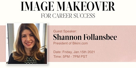 Image Makeover for Career Success - Standout and Connect Better tickets