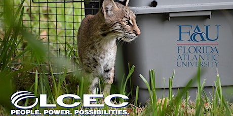 Speaker Series Presented by LCEC: Bobcat Spatial Ecology in the Everglades tickets