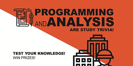 ARE Trivia Session: Programming and Analysis tickets