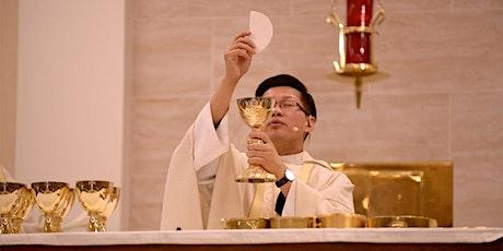 St. Faustina Catholic Church - Weekend Masses tickets