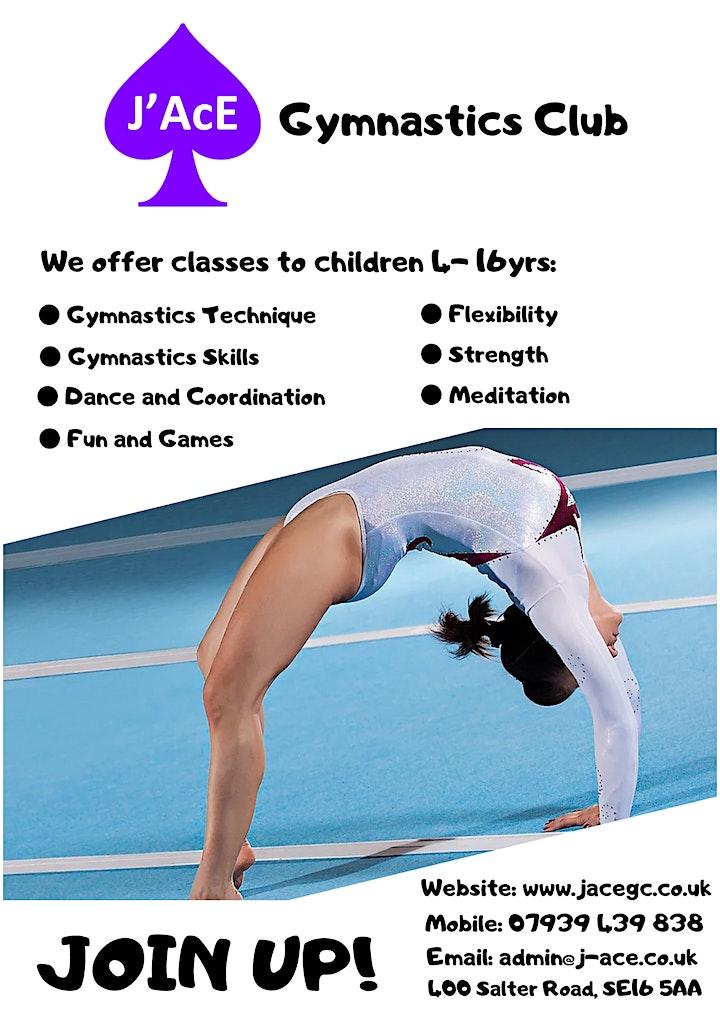 Online Gymnastics Classes image