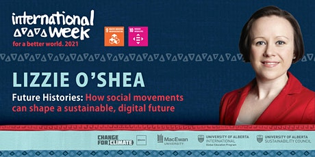 Future Histories: Social movements can shape a sustainable, digital future tickets