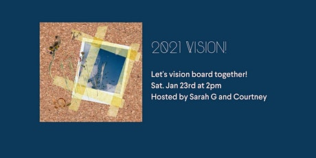 2021 Vision tickets