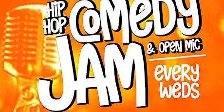 Hip Hop Comedy Jam tickets