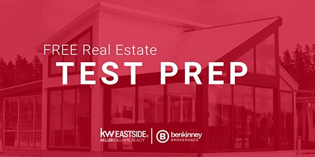 Free Real Estate Test Prep tickets