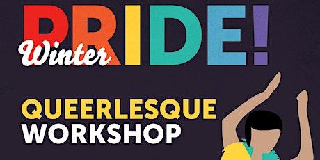 Queerlesque Workshop tickets