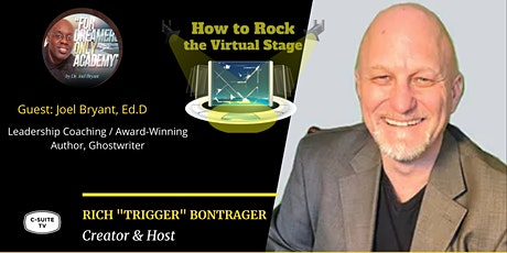 How to Rock the Virtual Stage Show with Joel Bryant tickets