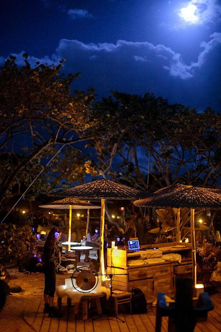 Full Moon  Sound & Social at 1 Beach Club image