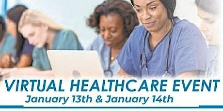 Nursing Virtual Hiring Event ingressos