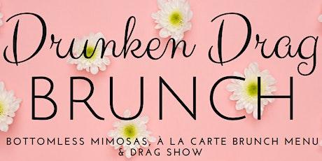 Drunken Drag Brunch tickets