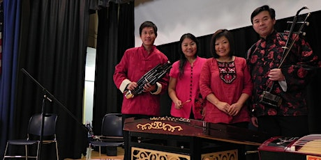 Perfromance@PAM: Melody of China tickets