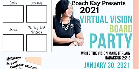 2021 MFTK Virtual Vision Board Party tickets