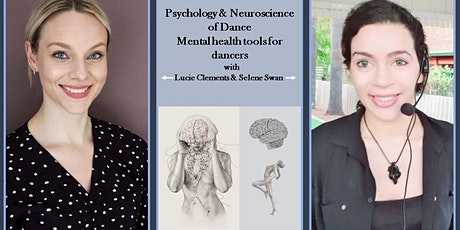 Psychology & Neuroscience of Dance: Mental health tools for dancers (online tickets