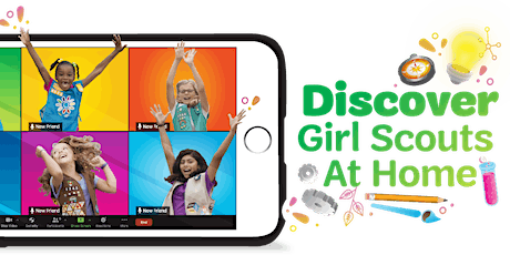 North -- Try Girl Scouts  for FREE in Western Washington! tickets