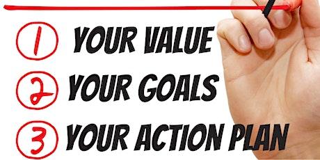 Goal Setting Essentials Workshop to Kick Off 2021 tickets