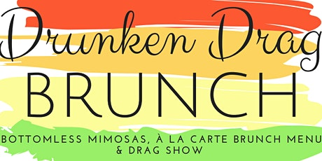Drunken Drag Brunch tickets