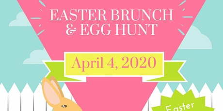 Easter Brunch adn Egg Hunt tickets