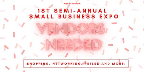 Valentines Weekend - Small Business Expo tickets