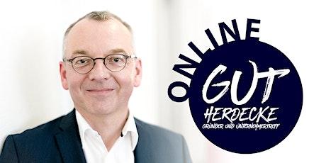 Gründer- und UnternehmerTreff Herdecke im Januar 2021 Tickets