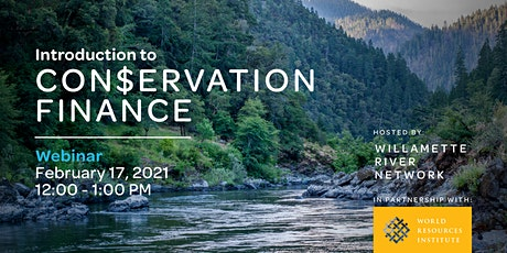 Introduction to Conservation Finance tickets