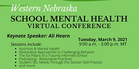Western Nebraska School Mental Health Conference tickets