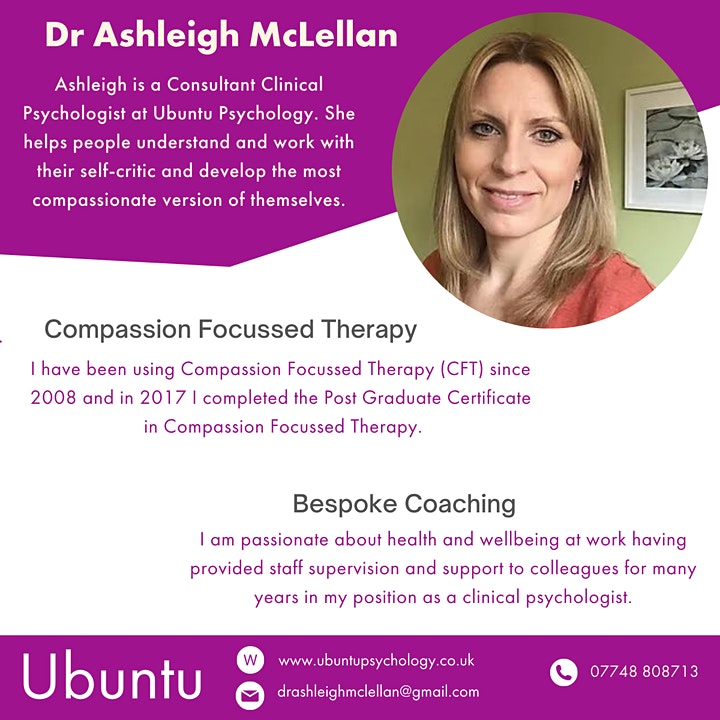 Compassion Focused Coaching - Entry Level image