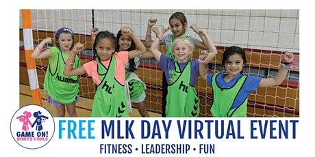 FREE MLK Day Virtual Event (1st - 3rd grades) tickets