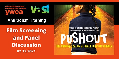 PUSHOUT Antiracism Training tickets