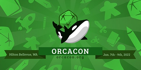 OrcaCon 2022 tickets
