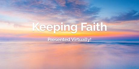 Keeping Faith: Basic Course tickets