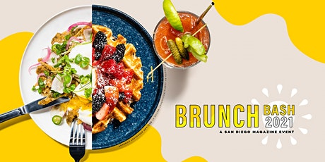 San Diego Magazine's 2020 Brunch Bash tickets