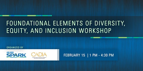 Foundational Elements of Diversity, Equity and Inclusion Workshop tickets