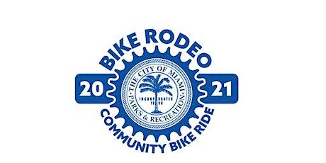 City of Miami Community Bike Ride Saturdays (JUNE) tickets