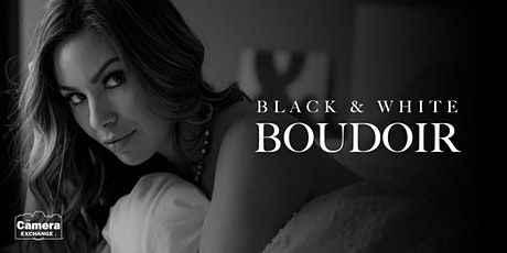 Black and White Boudoir billets
