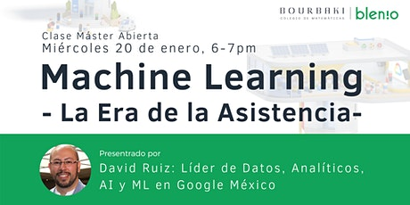 Machine Learning: La Era de la Asistencia entradas
