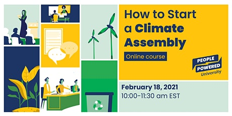 How to Start a Climate Assembly tickets