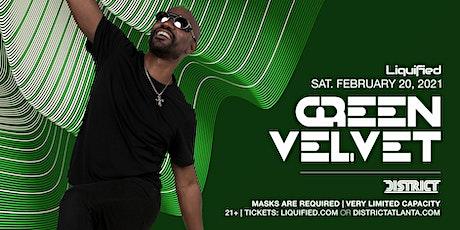 GREEN VELVET | Saturday February 20th 2021 | District Atlanta tickets