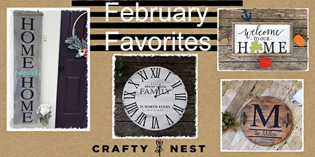 February 3rd  Public Workshop at The Crafty Nest  - Whitinsville tickets