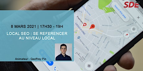 Local SEO : Se référencer au niveau local billets