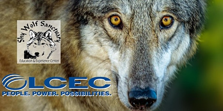 Speaker Series Presented by LCEC: Shy Wolf Sanctuary tickets