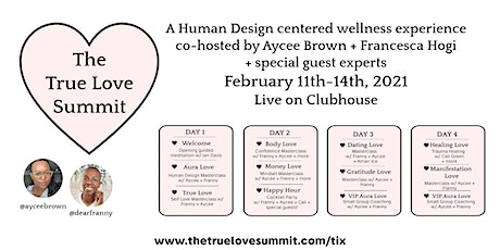The True Love Summit tickets